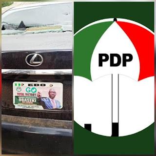 Apologize To Us PDP Tells Oshiomole, Ize - Iyamu