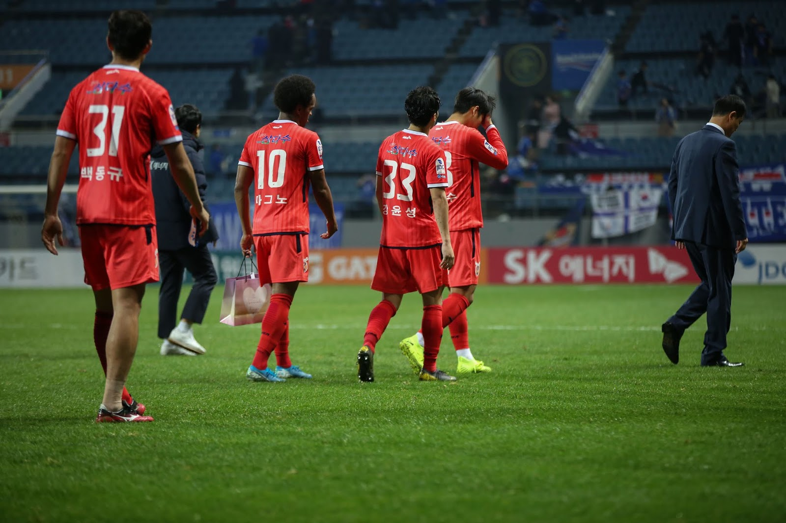 Relegation against Suwon 11.24.19