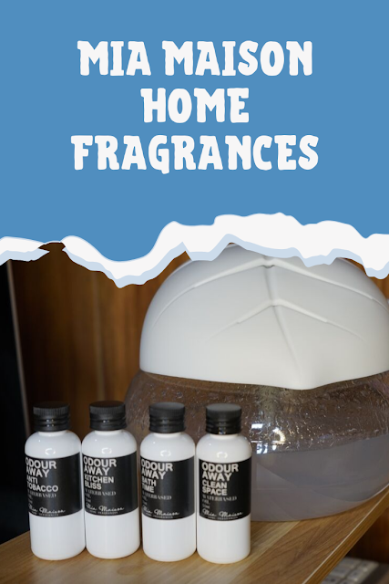 Mia Maison Home Fragrances Latest Innovation Odour Away