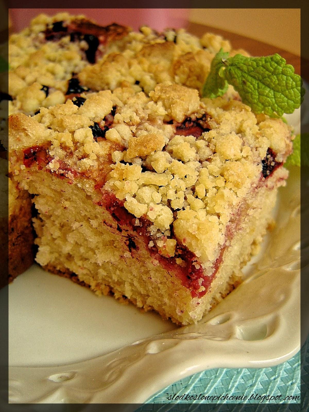 Ciasto drożdżowe na serku homogenizowanym