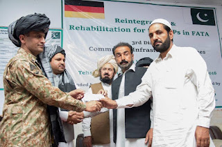 Community Built Irrigation Schemes South Waziristan Agency