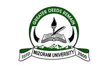 Recruitment for Guest Faculty at Mizoram University, Aizawl