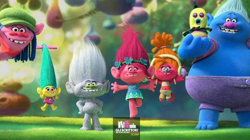 Trolls, il film d'animazione della Dreamworks: la recensione