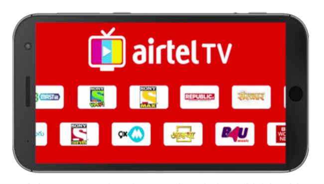 Airtel-TV-app