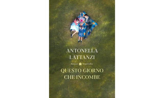 Antonella Lattanzi Questo giorno che incombe