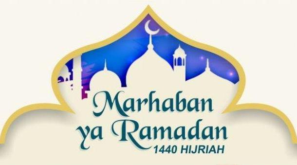 Gambar Ucapan Selamat Puasa Ramadhan 2019 / 1440 H