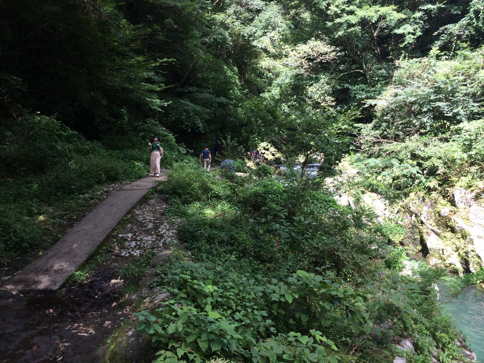 天安河原へ【宮崎旅行】