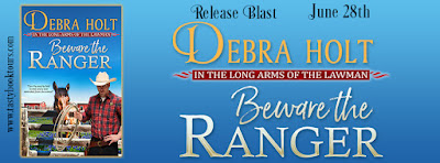 Release Blast & Giveaway: Beware The Ranger by Debra Holt