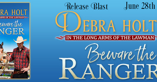 #NewRelease #Giveaway for 'Beware The Ranger (In the Long Arms of the Lawman #1)' by Debra Holt @DebraHoltBooks