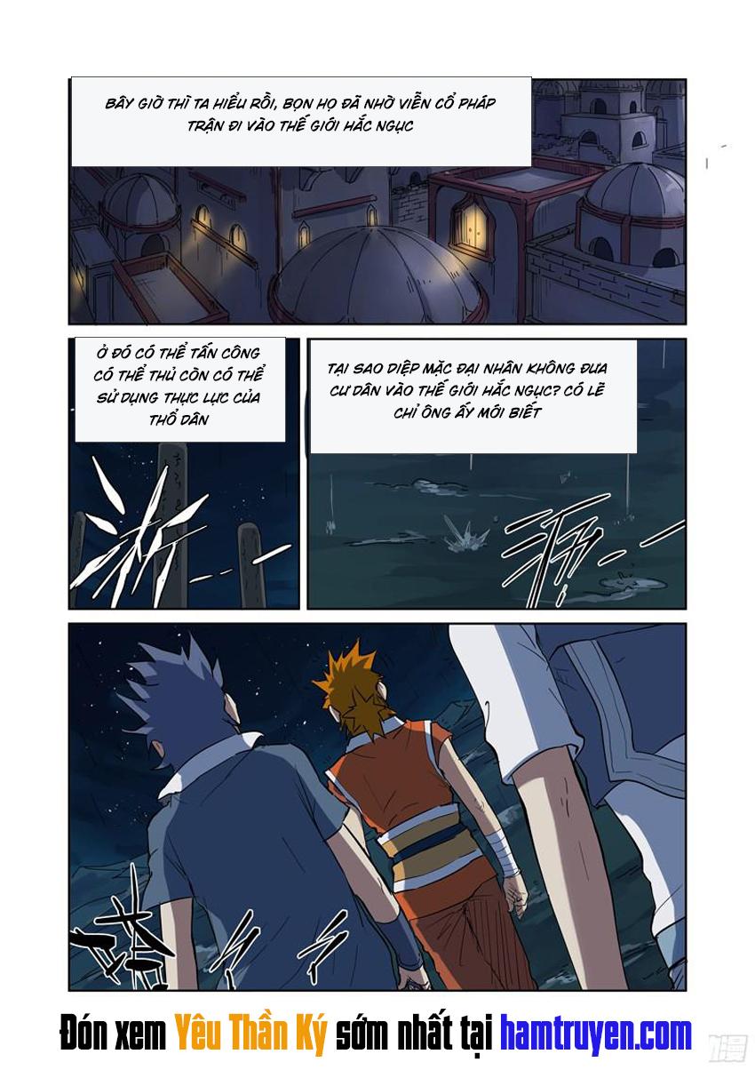 Yêu Thần Ký chap 173 - Trang 10