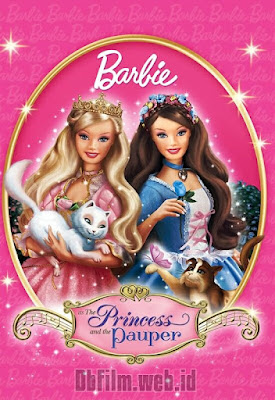 Sinopsis film Barbie as the Princess and the Pauper (2004)