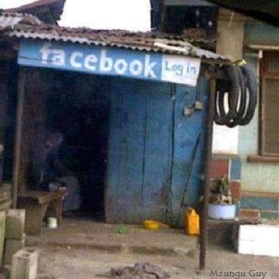 Funny Africa Facebook picture