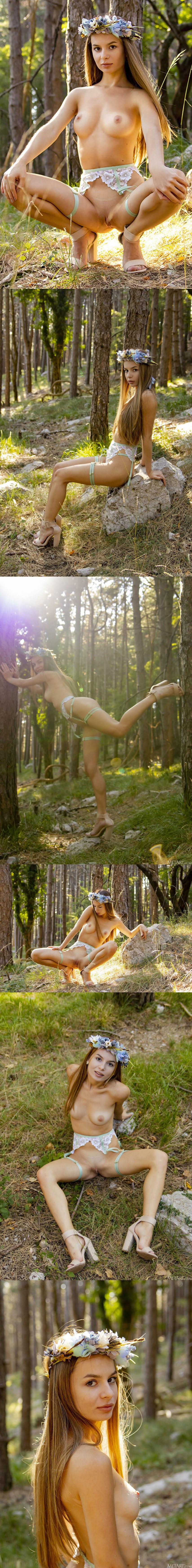 [Met-Art] Debora A - Fairy Queen