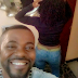 Yvonne Jegede's husband, Abounce all smiles as he shows off her behind (Photos)