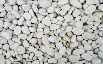 Jual Batu Koral Kecil Putih Kupang