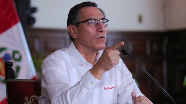 Con el bono universal familiar buscamos atender a todos los hogares del Perú