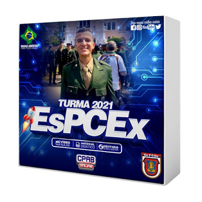 Curso Online Turma EsPCEx 2021 - Concurso Público