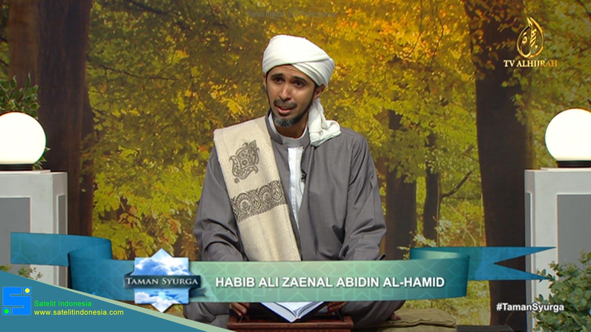 Frekuensi siaran TV Alhijrah di satelit AsiaSat 9 Terbaru