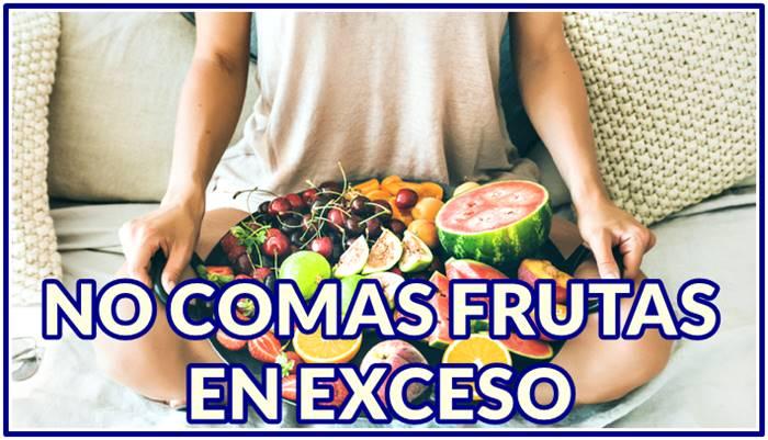 Evita comer frutas dulces en la noche si quieres evitar engordar