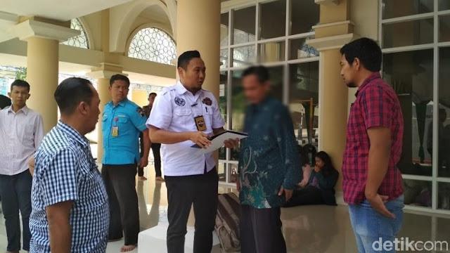 Dinilai Hina Jokowi, Caleg Gerindra Ditangkap di Masjid Polda Jateng