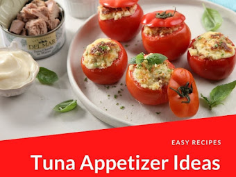 8 Easy Appetizer Recipes Using Canned Tuna