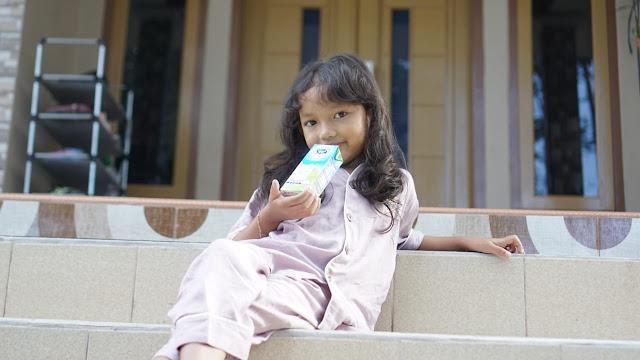 susu untuk investasi kesehatan