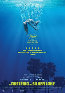 Under The Silver Lake - Poster & Trailer