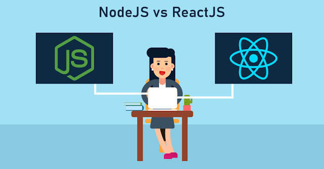 Node JS Vs React JS Comparison