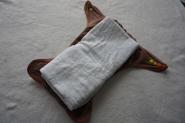 wkłady do pieluszek wielorazowych - tetra muślinowa ikea