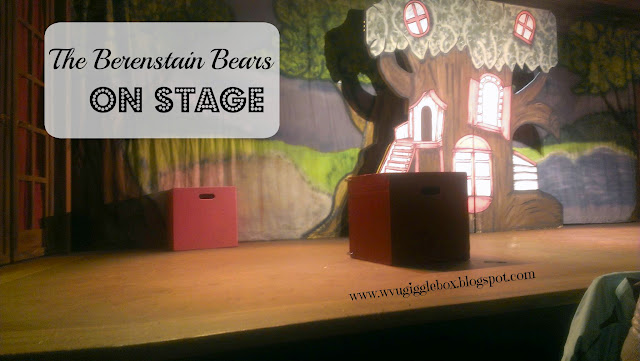 The Berenstain Bears On Stage, Family Fun, Children's Theater in Federick MD,