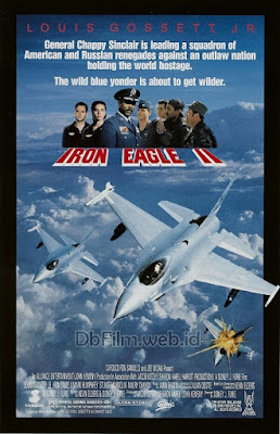 Sinopsis film Iron Eagle II (1988)