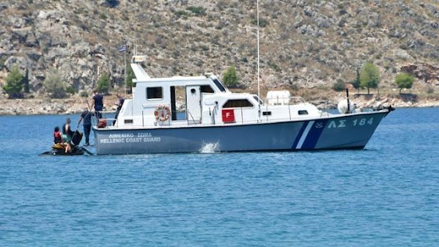 Βυθίστηκε ιστιοπλοϊκό στον Πόρο - Περισυνελέγησαν δύο επιβαίνοντες