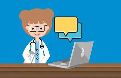 Konsultasi dokter digital dengan sehatQ