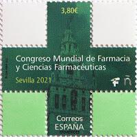 CONGRESO MUNDIAL DE FARMACIA Y CIENCIAS FARMACEÚTICAS, SEVILLA 2021