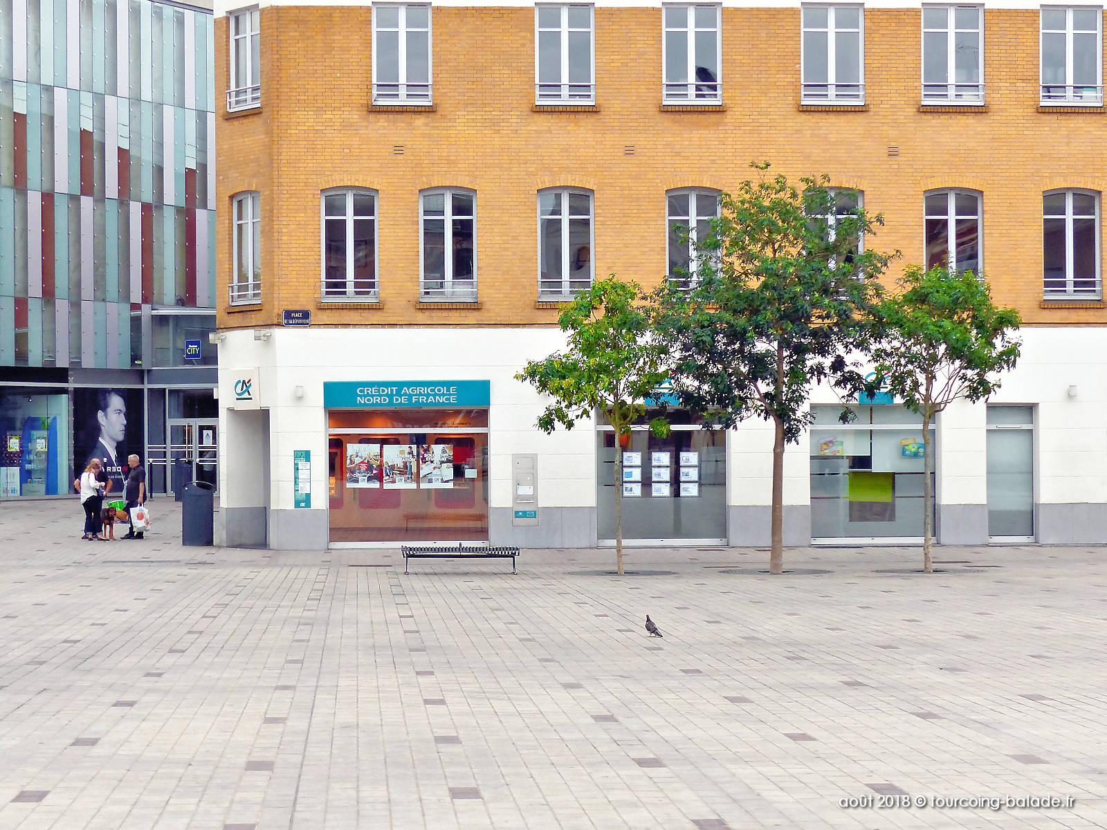 Crédit Agricole, Tourcoing Centre Ville