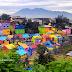 Kampung Jodipan yang Warna Warni di Kota Malang, Wisata Alternatif di Bantaran Kali Brantas
