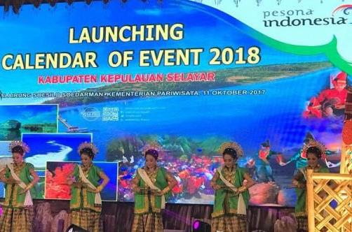 Festival Takabonerate Selayar, Hilang Dari Kalender Event Pariwisata Nasional