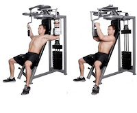 chest fly machine