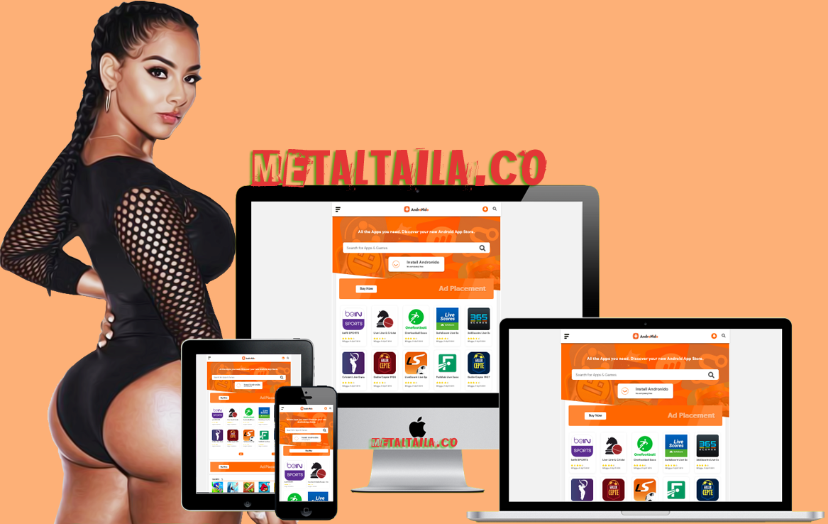 Android Neo Responsive Blogger Template