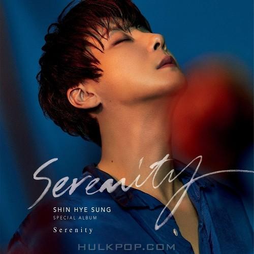 SHIN HYE SUNG – Serenity – EP