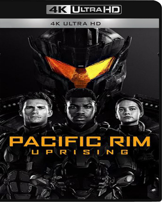 Pacific Rim: Uprising [2018] [UHD] [2160p] [Latino]