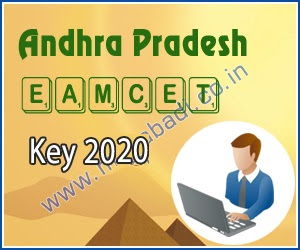 AP Eamcet Preliminary Key 2020