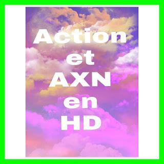 تردد القنوات الأمريكية لمشاهدة أفلام الأكشن والدراما على ACTION و AXN HD   على Astra 19