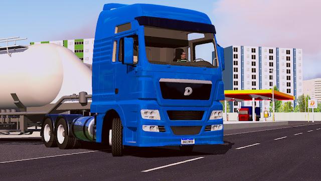 World Truck Driving Simulator Hileli APK - Para Hileli APK