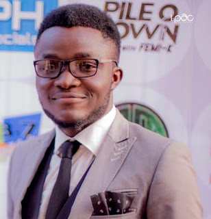 Goodluck Azunwena advises Port Harcourt artistes who want to relocate to Lagos this year