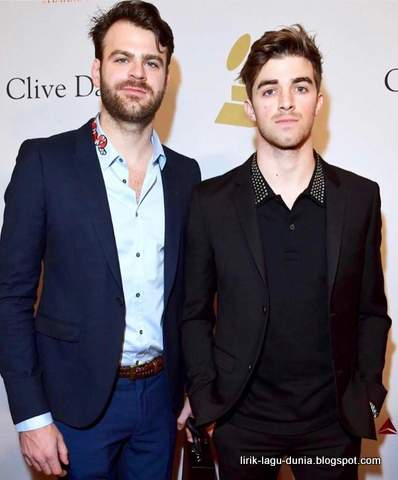 The Chainsmokers - instagram 2017