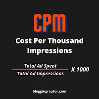 cpm, cost per thousand impressions, what is cpm, cpm full form,
