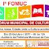 Prefeitura Municipal realiza 1º Fórum Municipal de Cultura em Caraúbas