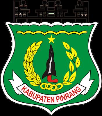 Arti/Makna Logo Kabupaten Pinrang, Sulawesi Selatan