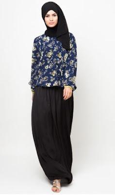 Baju Atasan Batik Perempuan